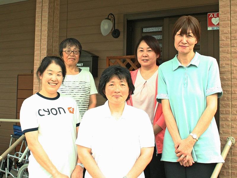 生活協同組合コープみらい 上尾介護センターの求人画像