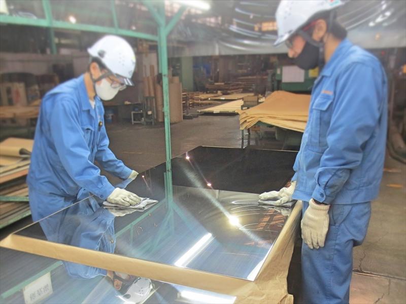 東京ステンレス研磨興業株式会社の求人画像