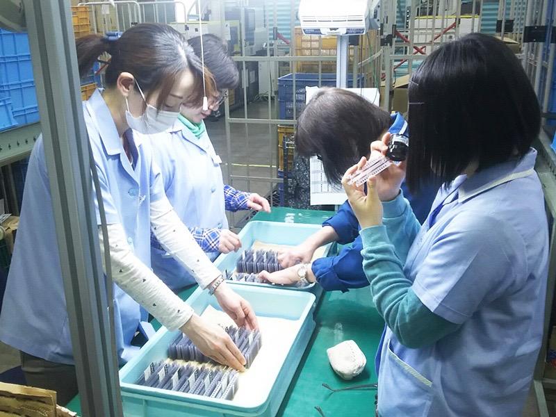 株式会社 関水金属 埼玉工場の求人画像