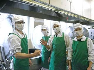 株式会社 東洋食品 東大和市学校給食センターの求人画像