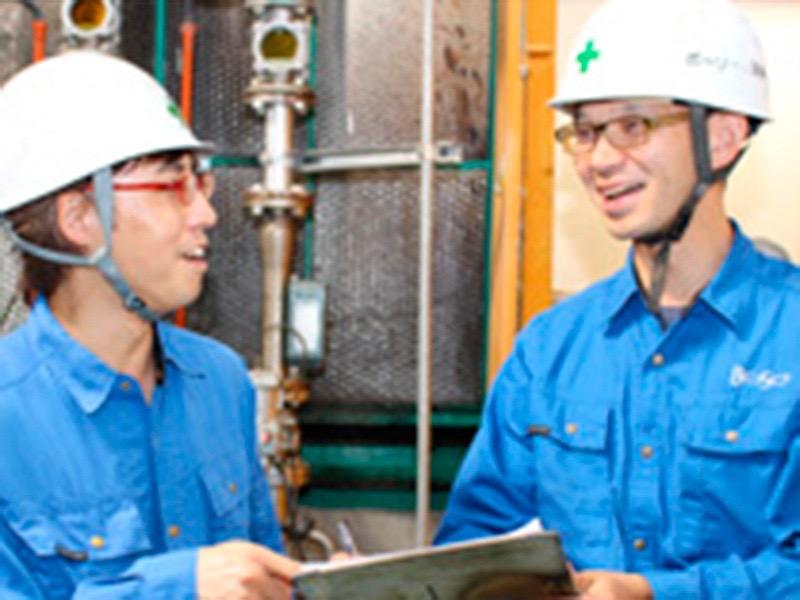ボーソー油脂株式会社の求人画像