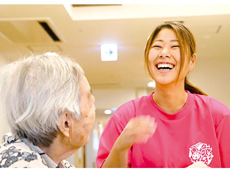特別養護老人ホーム ケアプラザさがみはらの求人画像