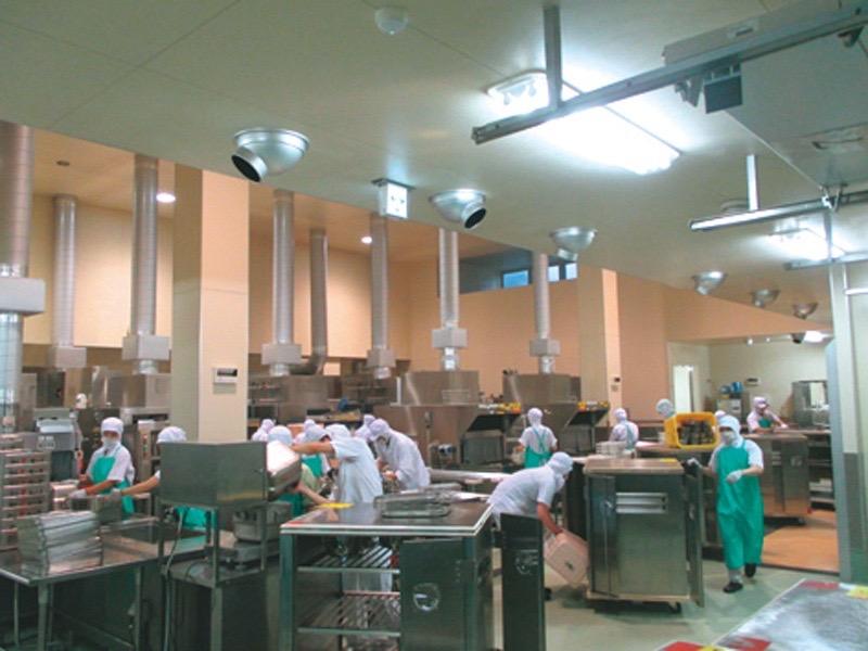 株式会社 グリーンハウス 立川市学校給食共同調理場営業所の求人画像