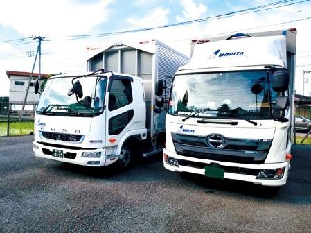 株式会社 森田梱包運輸の求人画像