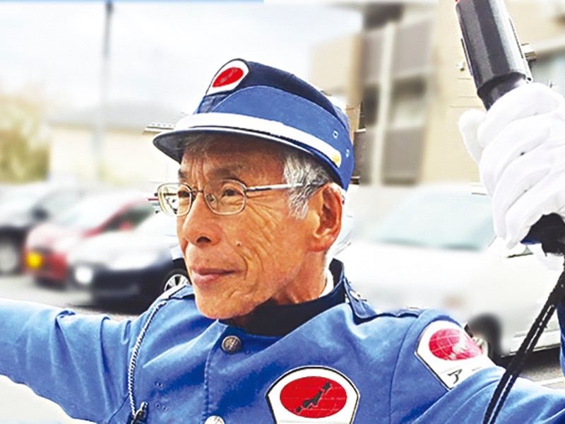 アース警備保障株式会社 西東京営業所の求人画像