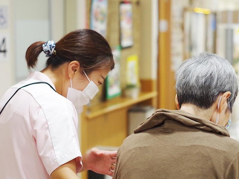 介護老人保健施設 ハートケア左近山の求人画像