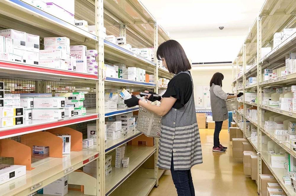 岩渕薬品株式会社の求人画像