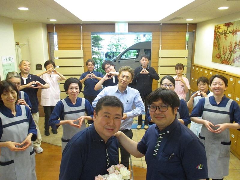 (株)ユニマット リタイアメント・コミュニティ 石神井クラシック・コミュニティそよ風の求人画像