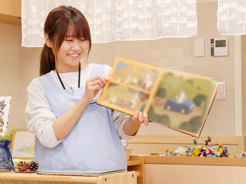 株式会社日本保育サービスの求人画像