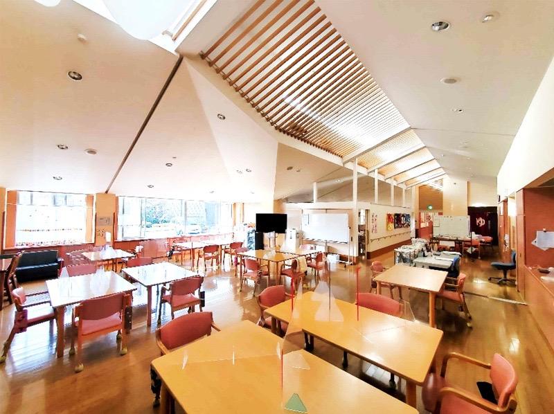(福)横浜市福祉サービス協会 横浜市大場地域ケアプラザの求人画像