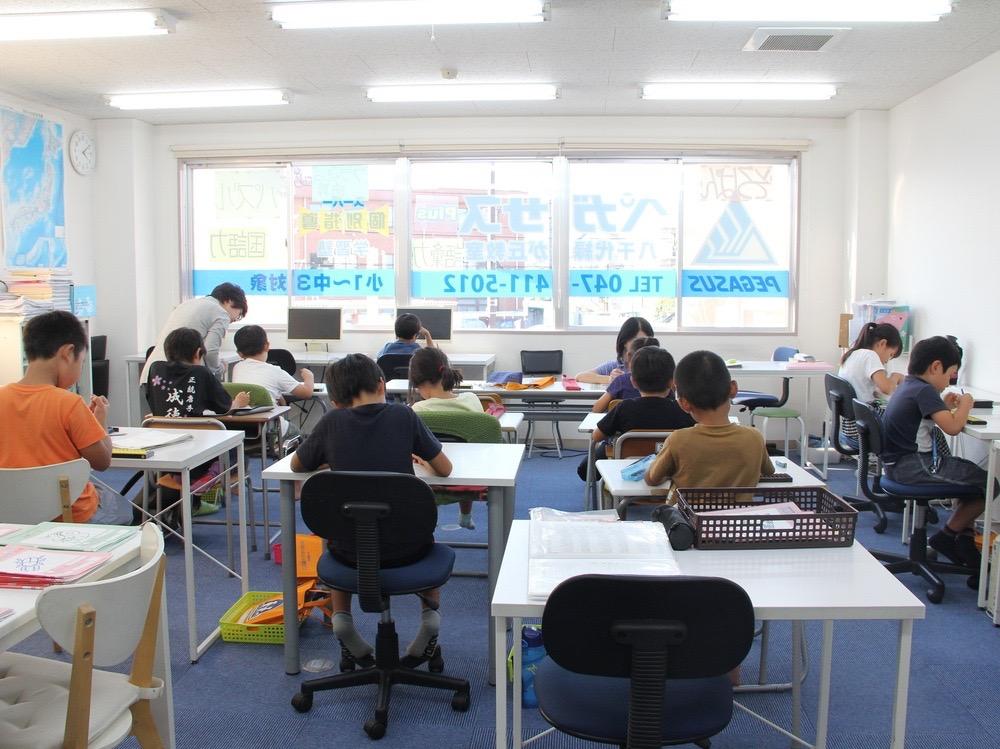そろばん塾ピコ (1)八千代台校 (2)八千代緑が丘校の求人画像
