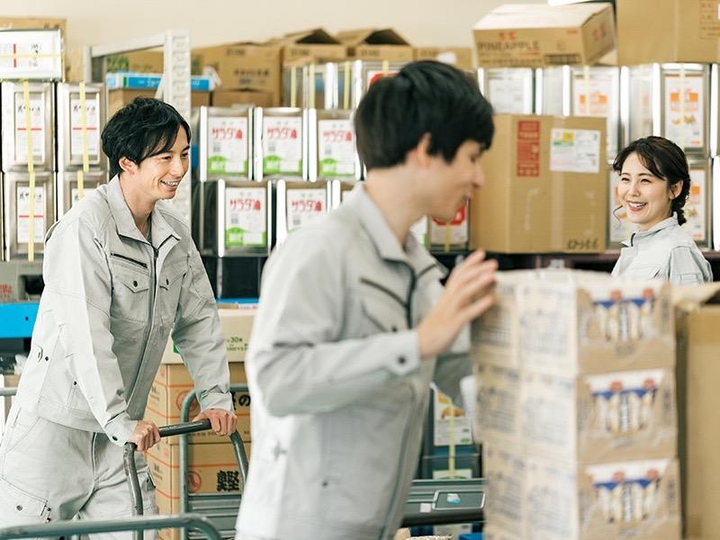 日本レストランベジ(株)の求人画像