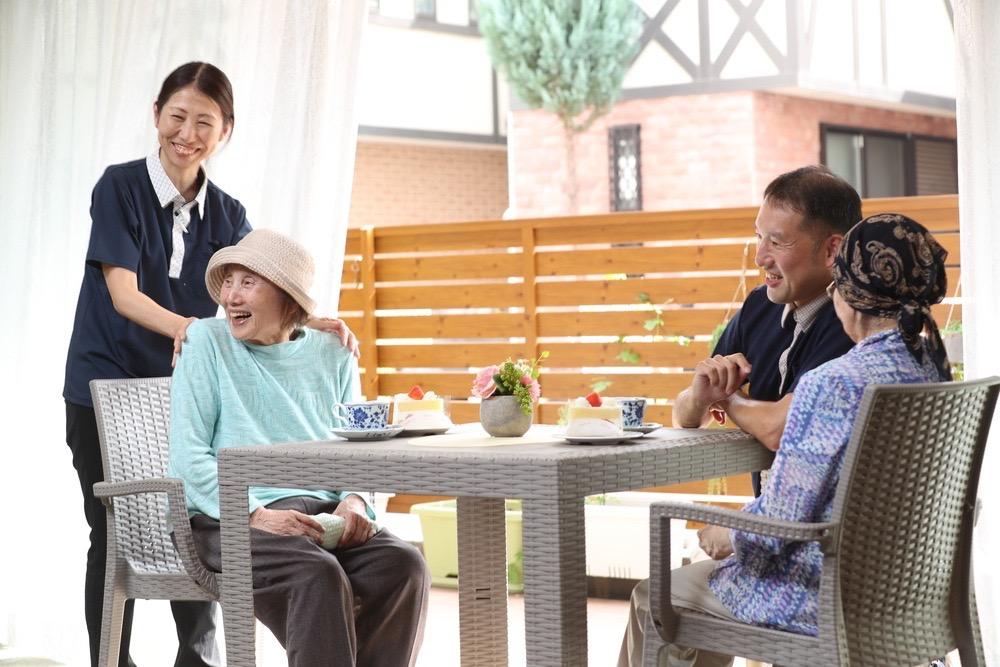 ミモザ横浜境木の求人画像